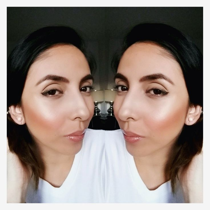 Highlights - daily makeup