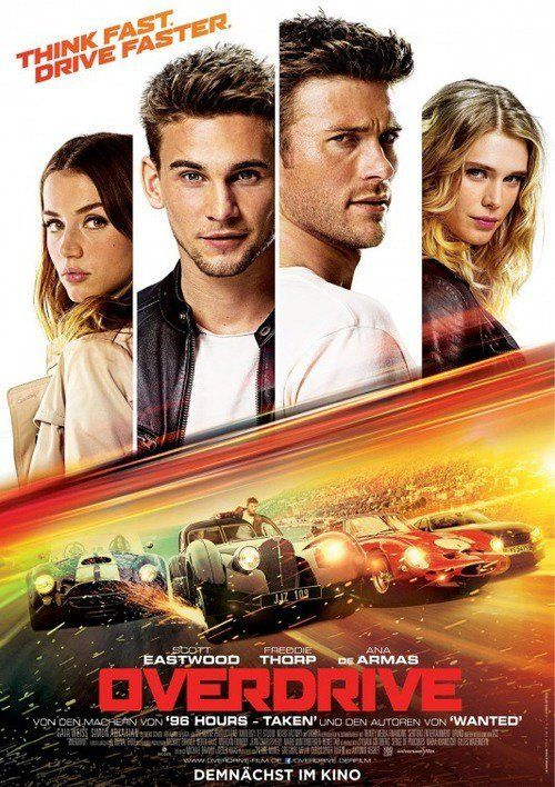 Watch Overdrive (2017) Full Movie HD Free Download
