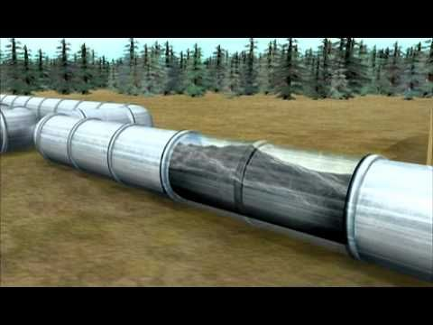 Process Animation - Athabasca Oil Sands Project                                                                                                                                                                                 More