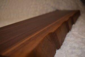 Wandboard aus Massivholz, US Nussbaum 4cm dick von Unikatisch