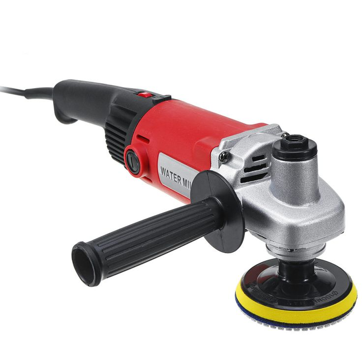 how to use a wet stone grinder