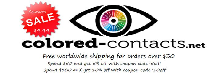 Order amazing And Eye Care collection of Green contact lenses online with colored-contacts.net/green-contact-lenses/