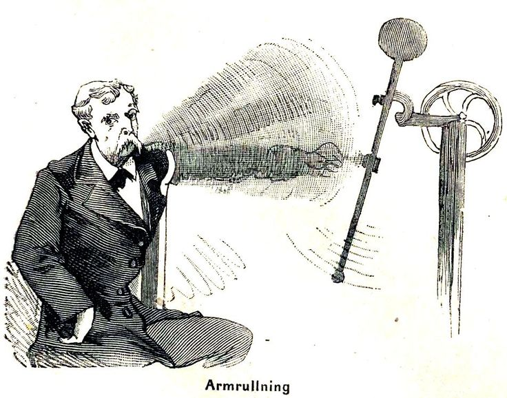FROM ILLUSTRERAD TIDNING 1880