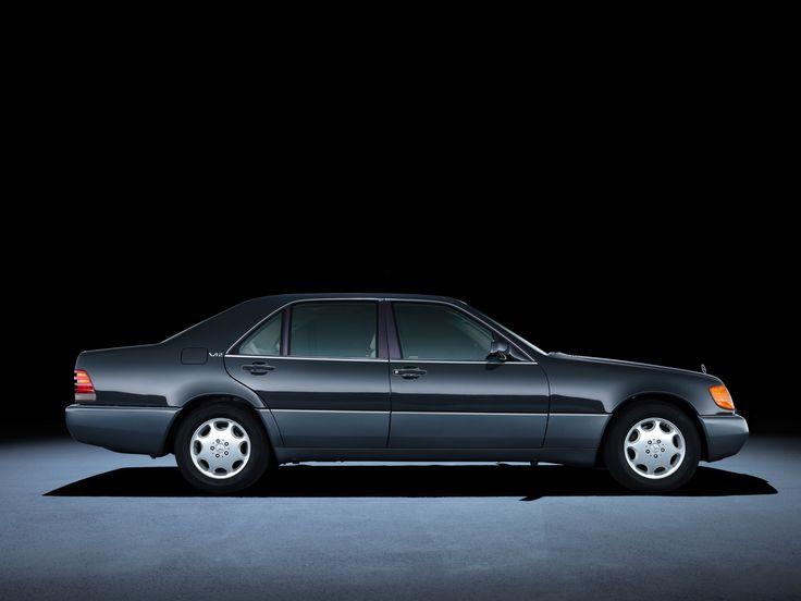 1993 Mercedes-Benz S-Class Lang (V140)