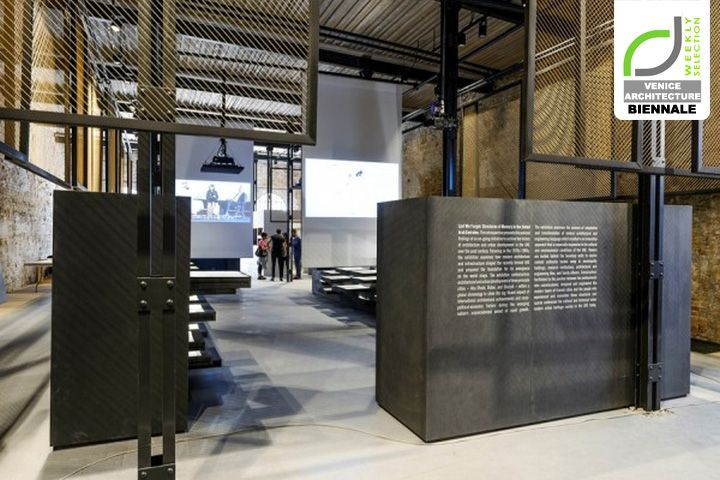 VENICE ARCHITECTURE BIENNALE 2014! UAE Pavilion » Retail Design Blog