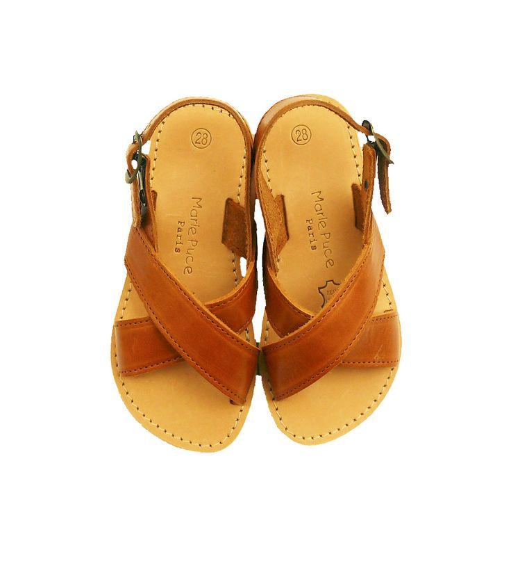 French fashion designer for children - Sandals