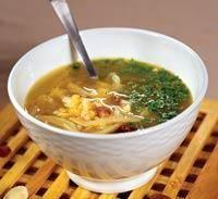 "Армянский суп ""воспнапур"""