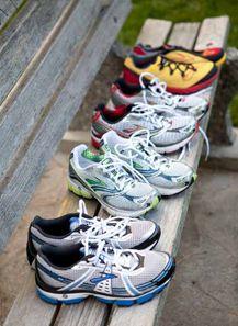 Brooks Running shoes.