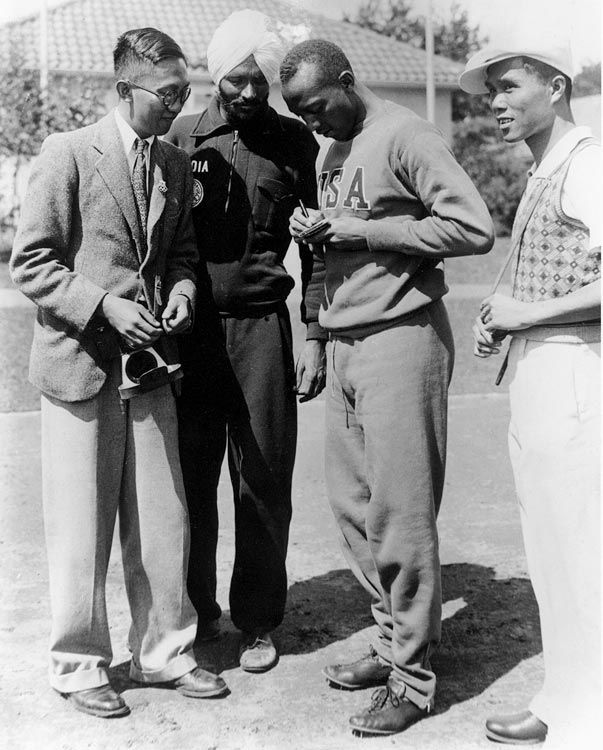 the life and career of jesse owens Sporting history in 1935, jesse owens made sporting history when he broke five world records and equalled a sixth in the space of 45 minutes one of these world.
