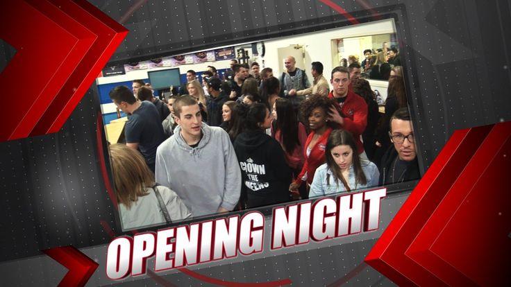 TEAM CANADA CHEERLEADING 2013 - OPENING NIGHT (5/12)