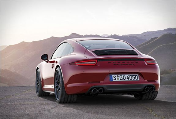 2015 911 Carrera GTS - this is probably my favorite 911 and may have have renewed my love for the car