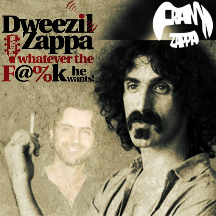 Another edit in support of Dweezil Zappa. edit done by Todd Lawrance