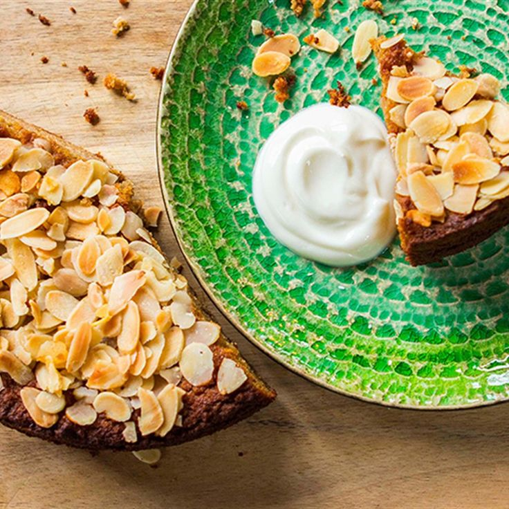 Try this Pear, Honey and Almond Cake recipe by Chef Michela Chiappa . This recipe is from the show Michela's Tuscan Kitchen.
