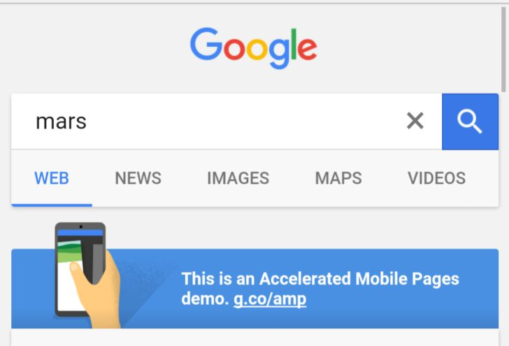 Google Intorduced The Accelerated Mobile Pages Project – Now Load Webpages Faster On Your Phone Or Tablet | InfoBuzzzz