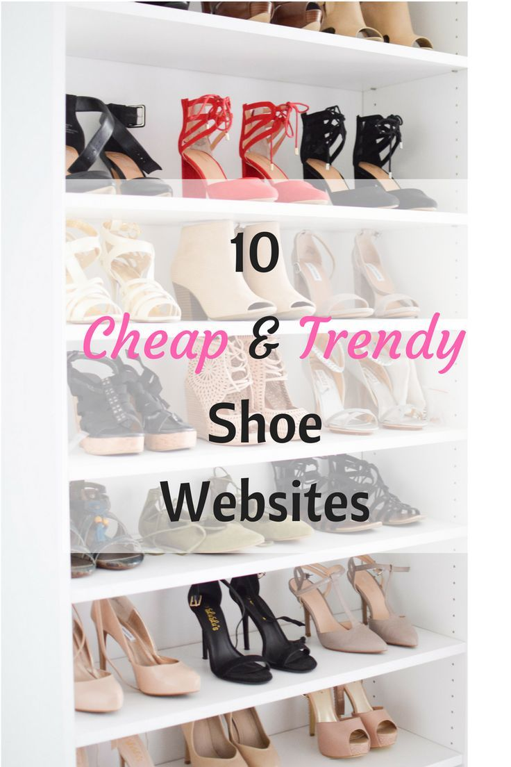 Shoe websites, Cheap shoes