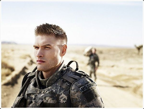 Military Style Hair Cuts: 25+ Best Ideas About Military Haircuts On Pinterest