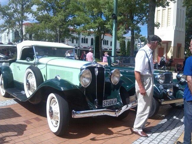 Hastings NZ Art Deco twin to Napier city