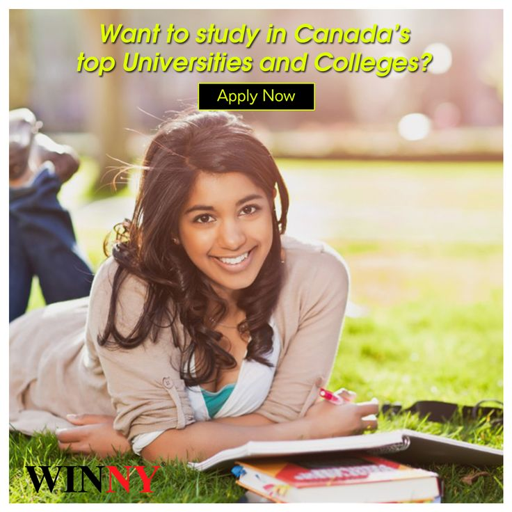 Planning to study in Canada's top universities and colleges? If yes, so now visit our website http://www.winnyedu.com/ and contact us. We will provide you all the information.