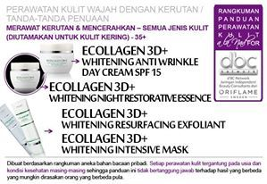 Ecollagen 3D+ Whitening anti Wrinkle