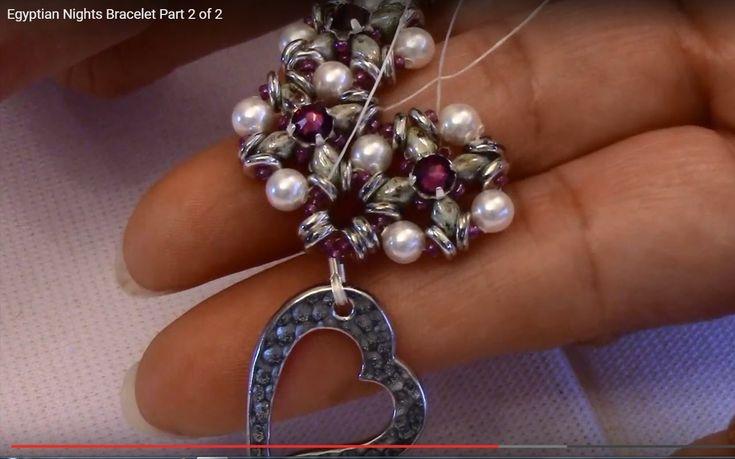 Egyptian Nights Bracelet Part 2 of 2