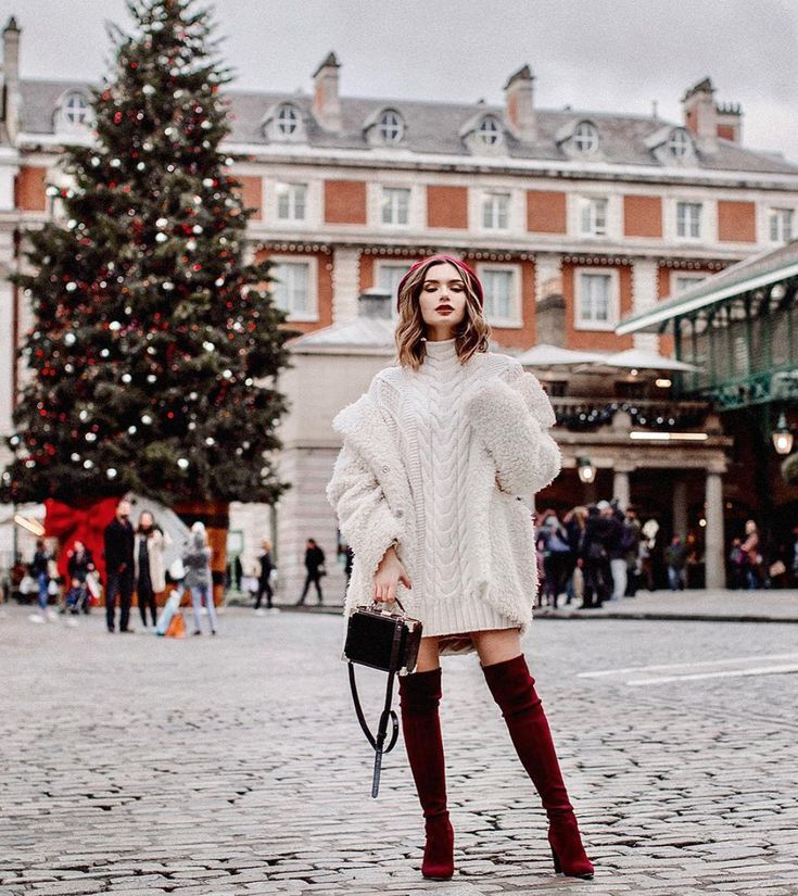 Cozy winter styles to try now