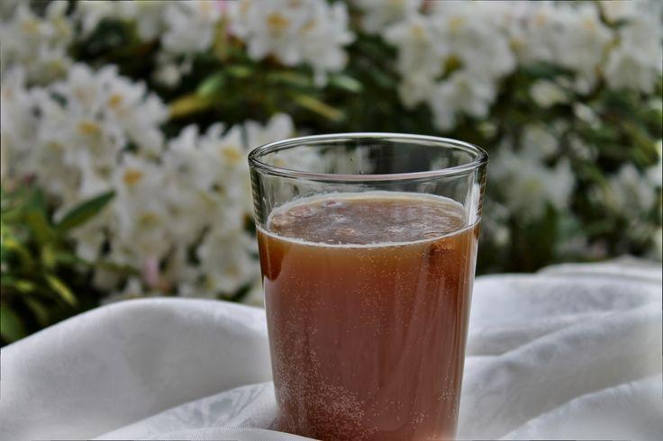 Rezept: Kvass, erfrischendes Fermentationsgetränk