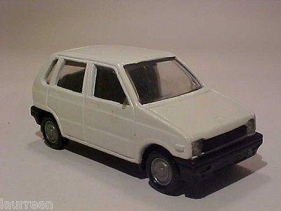 India Indian Suzuki Maruti 800 Van Plastic Centy Toys 1/40 Mint Loose RARE! (10/15/2013)