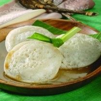 Kue Apem kue yang berasal dari pulau madura