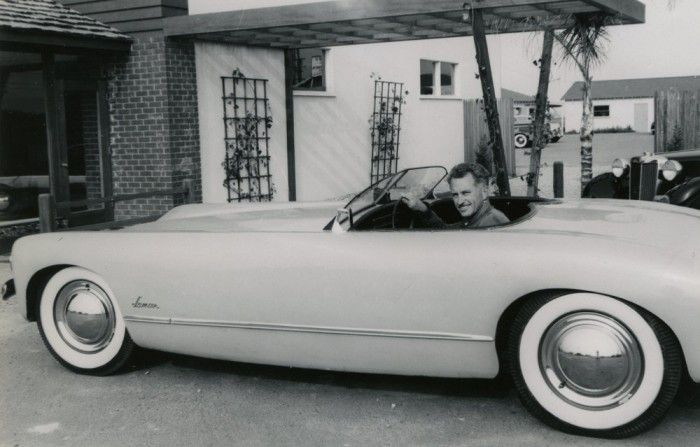 Forgotten Fiberglass – Eric Irwin and His Lancer |