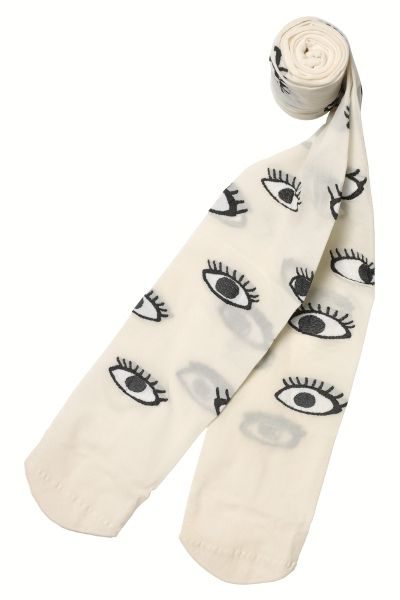 I can see so many outfits with these.. For real. Haha. NEED! Bibbi Eye Tights