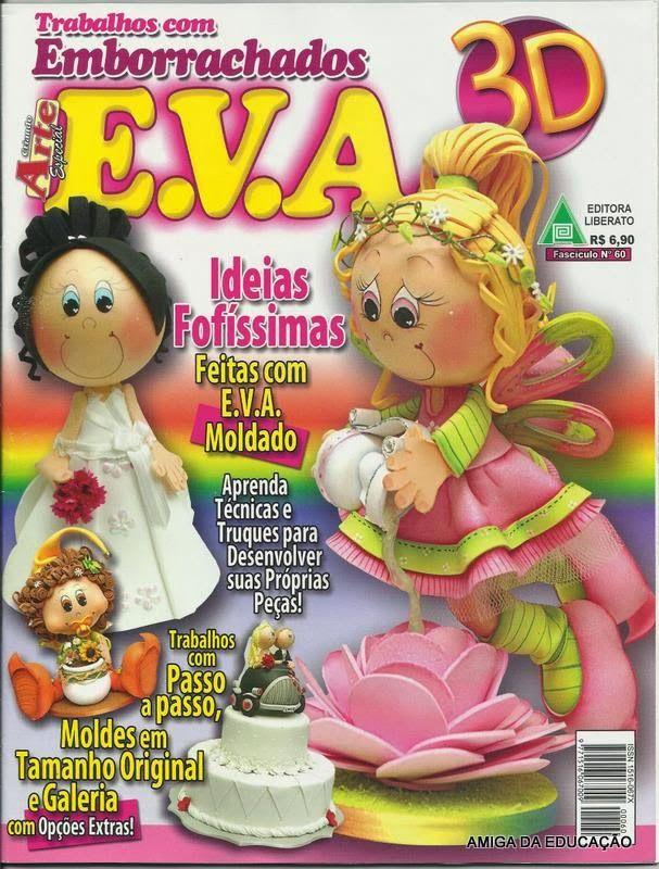 Goma Eva: Revista Emborrachados E.V.A