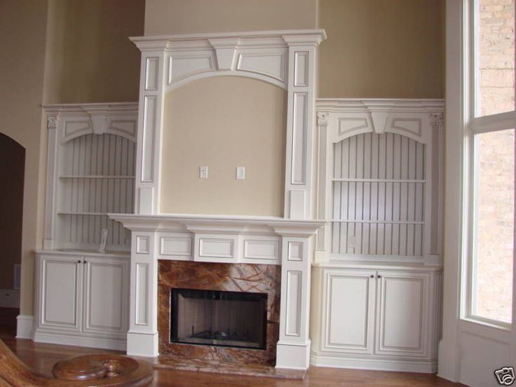 238 best images about Arch Details Fireplaces on