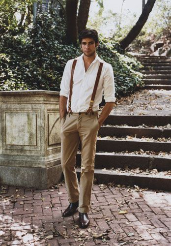 Men's fashion and outfit inspiration blog. Daily updates and fresh ideas