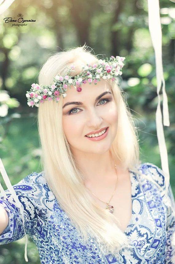 Best 25+ Hair wreaths ideas on Pinterest | Flower crowns ...