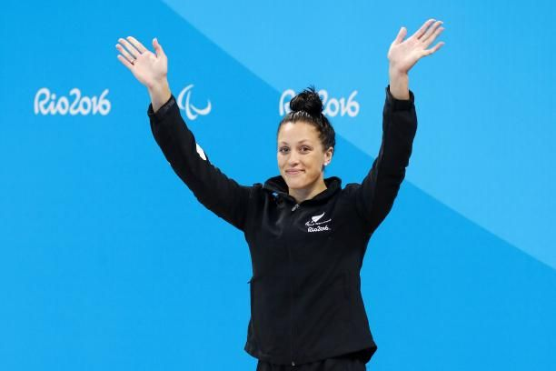 Swimming: Day four preview 11.09.2016 New Zealand's Sophie Pascoe will go for her second gold in successive days whilst Brazilian hero Daniel Dias is also in action Sophie Pascoe