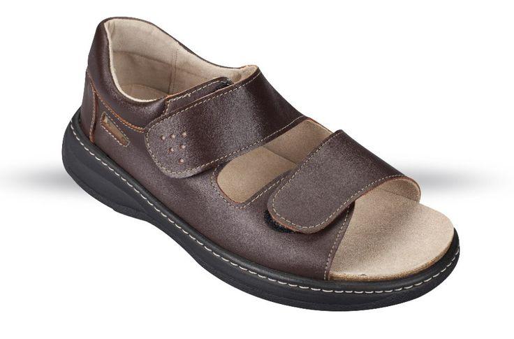 cipő 1110 fekete,barna, méret:41-47, (csak kereskedőknek,előrendelésre kapható)