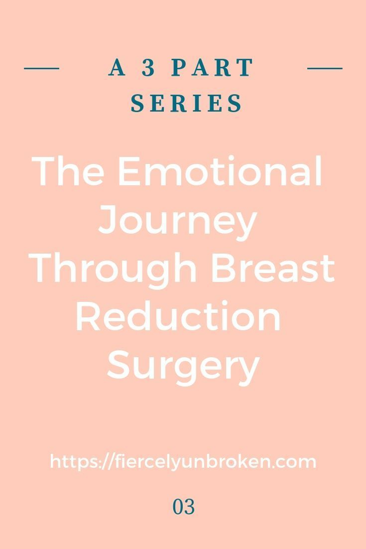 #Breast #Emotional #journey #Reduction #Surgery …