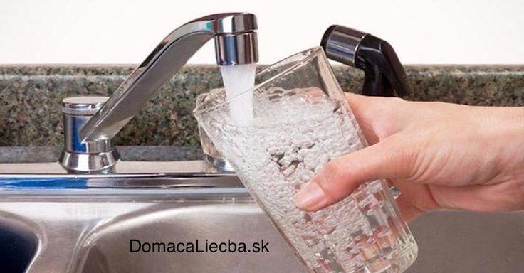 Obávate sa ťažkých kovov či iných toxínov vo vašej vode z vodovodu? Namiesto drahých filtrov použite tento jednoduchý a lacný spôsob.