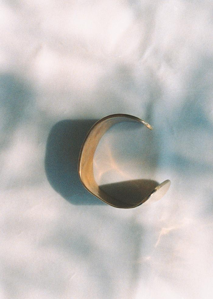 Shape Collection brass bracelet!! B-Tal Jewellery!!