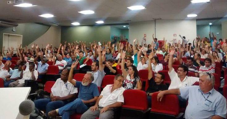 Servidores da UFU aderem à greve nacional por tempo indeterminado
