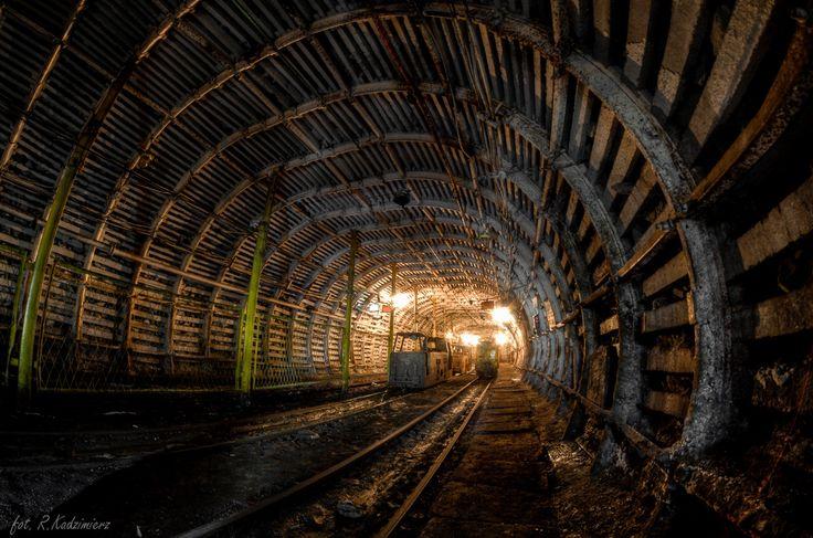 KWK Mysłowice, poziom 500, dworzec