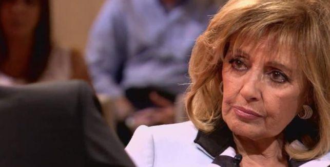 María Teresa Campos habla por primera vez del suicidio de su marido