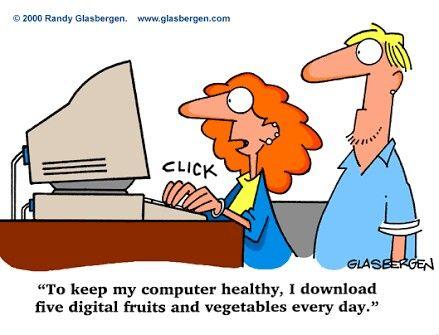 Digital Health humour