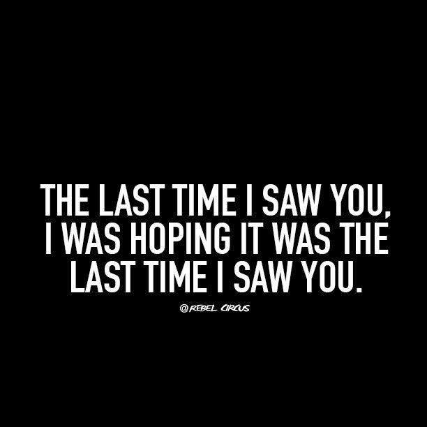 Unfortunately it was not. #bitchy #sarcasm