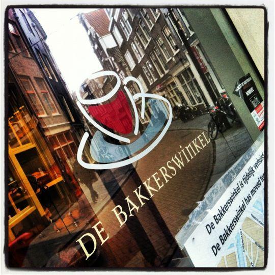 De Bakkerswinkel in Amsterdam, Noord-Holland