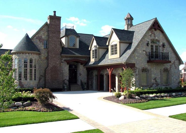 105 Best French Tudor Remodel Ideas Images On Pinterest