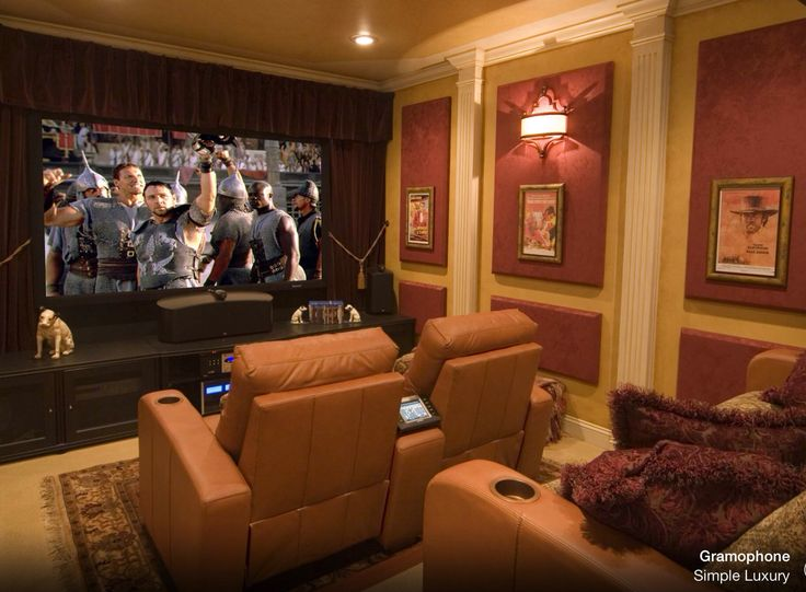 Find This Pin And More On Great Looking Theater Room Ideas.