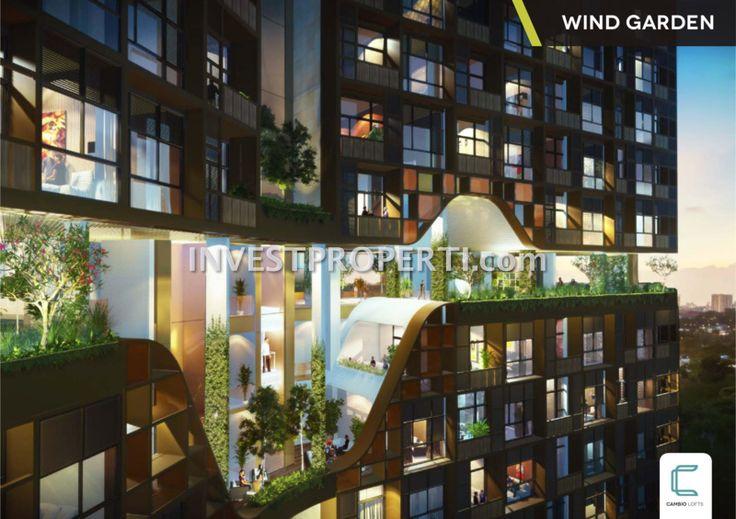 Wind Garden facilities @ Cambio Lofts Alam Sutera