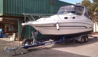 we can supply a large range of quality boat trailers from Australia's leading manufacturers.