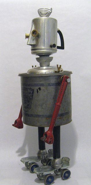 Chum  by Rivethead Robotics, via Flickr